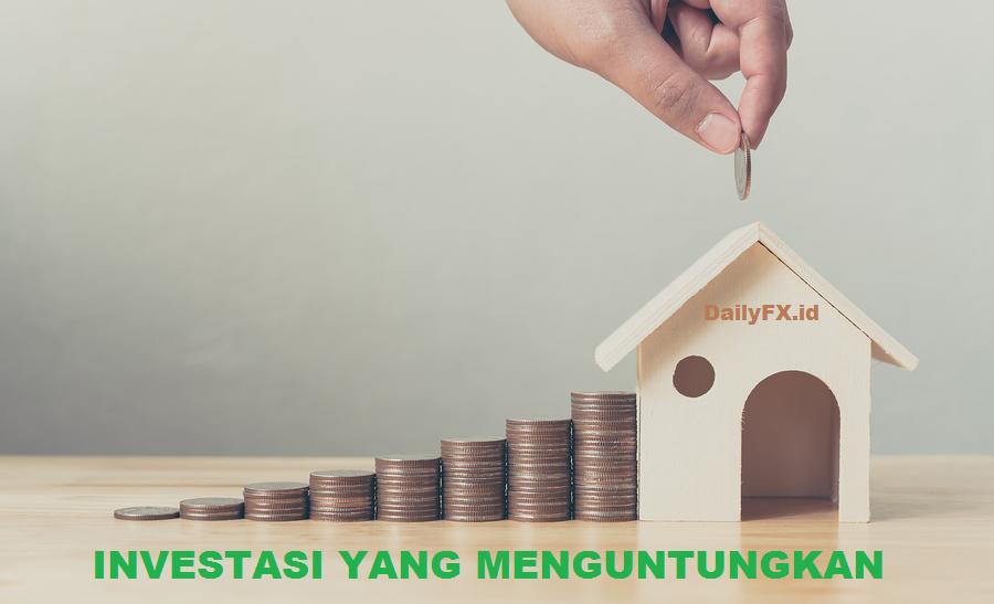 investasi yang menguntungkan dan menjanjikan