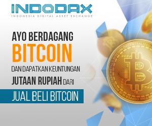 tempat jual beli bitcoin terpercaya Indonesia