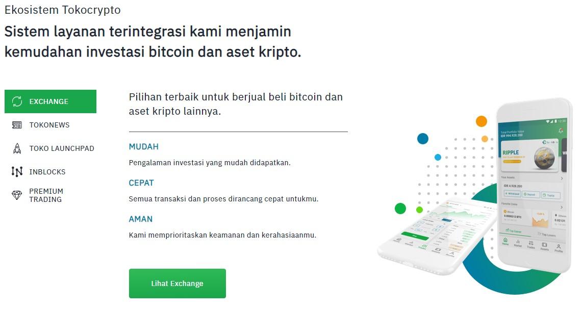 platform trading crypto - tempat jual beli bitcoin terpercaya